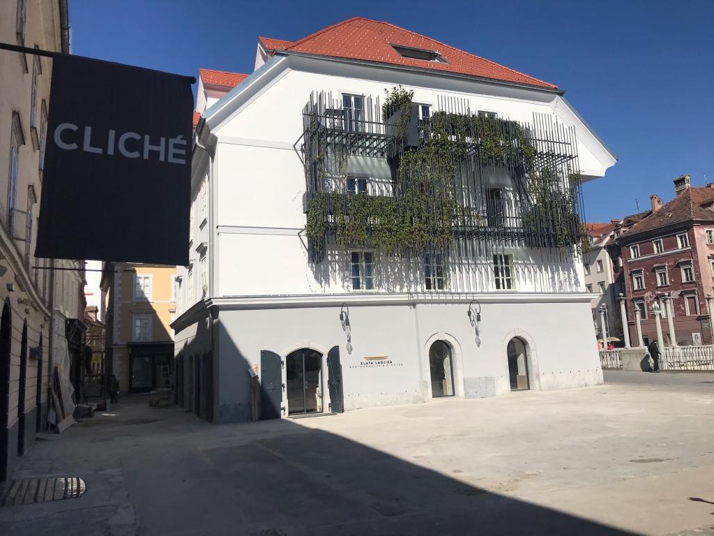 Hotel Zlata Ladjica-Ljubljana