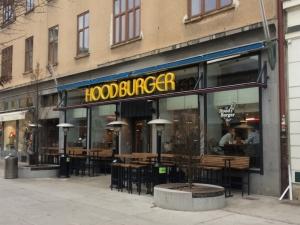 Hitra prehrana Hoodburger - Ljubljana - Hoodburger