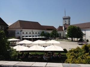 Restavracija STRELEC-Ljubljana - Ljubljanski grad