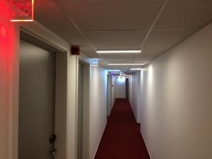 Hotel Central-Ljubljana - Hodnik