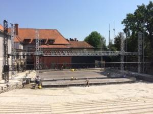 Križanke -  Ljubljana - Križanke 2018
